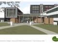 Case Study - Blocks M&S Leamington - Warwickshire College