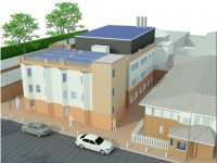 Case Study - New Ward Block Warwick Hospital